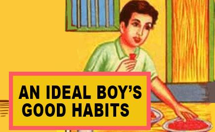 An Ideal Boy Essay