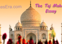 The Taj Mahal Essay