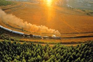 A Railway Joourney